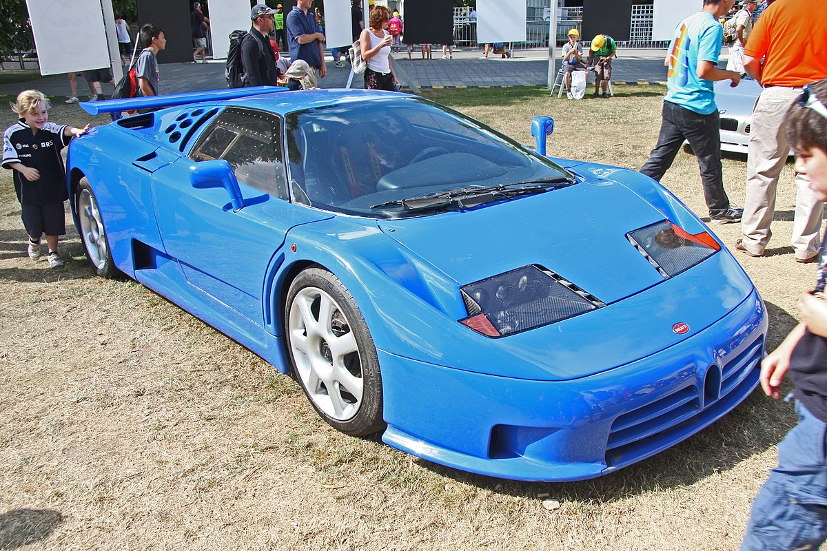 Bugatti Eb 110 Wikipedia
