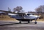 1995-09 South Afrika Londolozi Cessna ZS-MVY.jpg