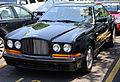 1997 Bentley Continental T front view.jpg