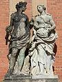 19 Weibliche Gewandfigur & Vestalin Friedrichsflügel Neues Palais Sanssouci Steffen Heilfort.JPG