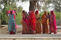 1 women in India at baisakhi May 2012.jpg