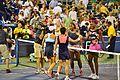 1st round US Open 2013 doubles (9630777375).jpg