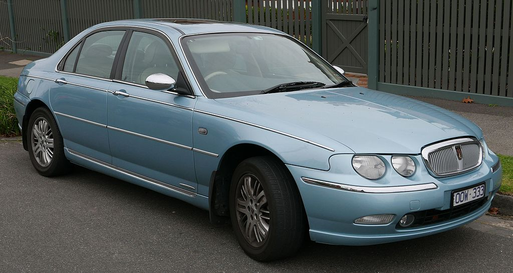 Wiring Diagram For Rover 45