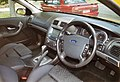 2003 Ford Falcon (BA) XR6 Turbo sedan (17164292829).jpg