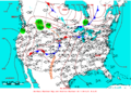 2005-06-07 Surface Weather Map NOAA.png
