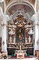 20050903045DR Toblach (Bozen) Pfarrkirche Johann Baptist Altar.jpg