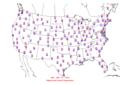 2006-05-03 Max-min Temperature Map NOAA.png