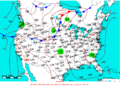 2007-06-15 Surface Weather Map NOAA.png