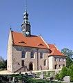 20070519310MDR Arnsdorf (Vierkirchen) Kirche St Katharinen.jpg