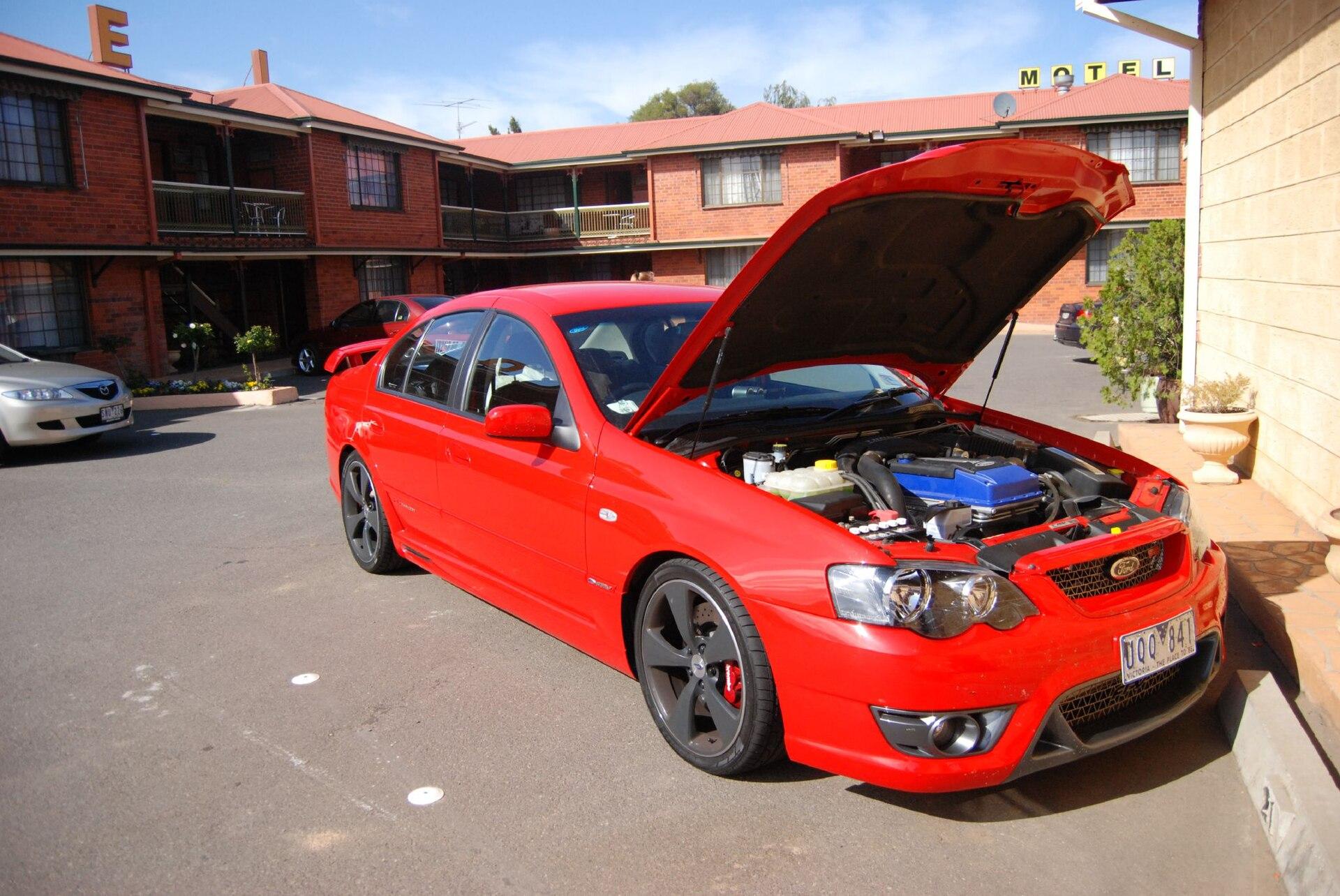 Ford Car Models >> FPV GT R-spec - Wikipedia