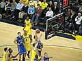 20081206 Action photo against Duke.jpg