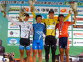 2008TourDeTaiwan Stage7 Winners.jpg