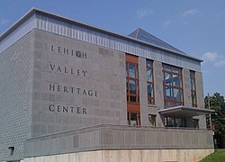2008 - Lehigh Valley Heritage Center.jpg