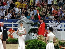 2008 Olympic Games equestrian MADDEN Beezie.jpg
