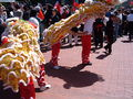 2008 Olympic Torch Relay in SF - Lion dance 32.JPG