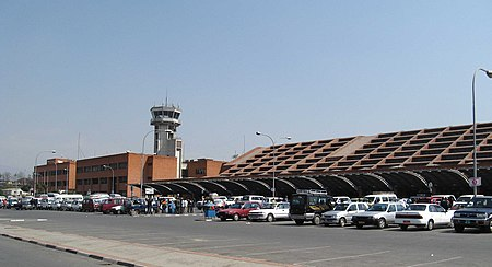 Lapangan Terbang Antarabangsa Tribhuvan