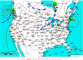 2009-06-24 Surface Weather Map NOAA.png