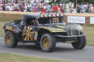 Trophy truck - Jesse James trophy truck