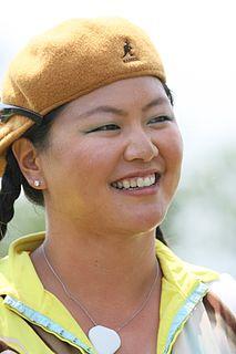 Christina Kim Korean-American professional golfer