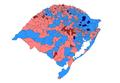2010 Brazilian presidential election results - Rio Grande do Sul.PNG