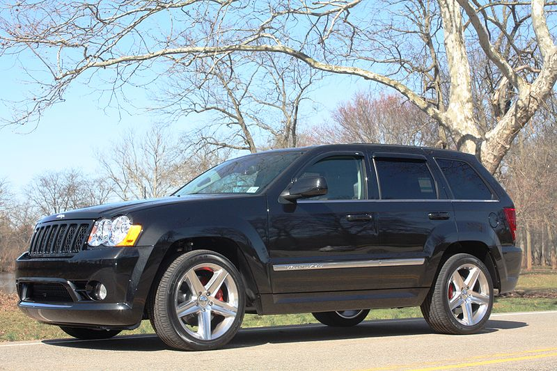 Jeep str8 2010