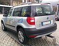 2010 Skoda Yeti rear.jpg