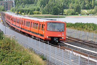 Helsinki Metro - M300 class