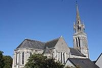 2011 France Contigné église.jpg