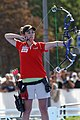 2013 FITA Archery World Cup - Women's individual compound - Semifinals - 19.jpg