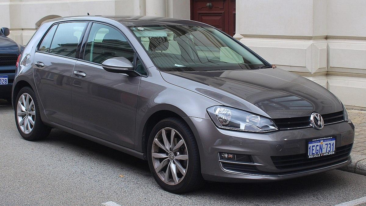 Mk7 Golf R >> Volkswagen Golf Mk7 - Wikipedia
