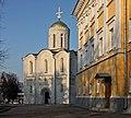 2014.03.25 0862 Дмитриевский собор во Владимире (сравнение с фото Прокудина).jpg