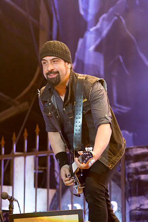 Rob Caggiano - Rob Caggiano at Nova Rock 2014