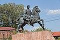 2014 Prowincja Szirak, Giumri, Pomnik generała Andranika Ozaniana (01).jpg