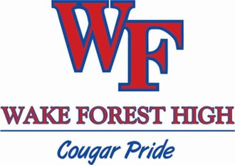 Wake Forest High School - Image: 2014 Wake Forest High