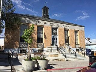 Tonopah Main Post Office United States historic place