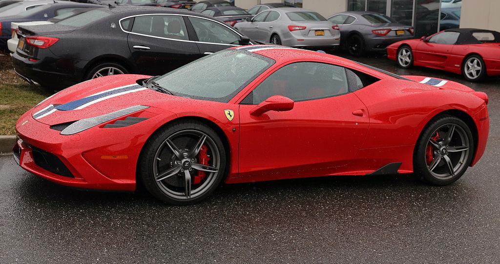 Ferrari Laferrari Price