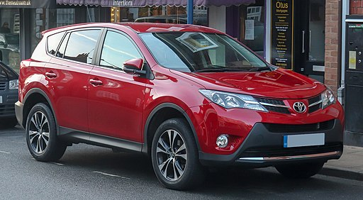 2015 Toyota RAV4 Icon D4D Automatic 2.2 Front