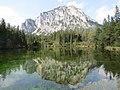 2017-09-09 (185) Grüner See at Tragöß with Pribitz, Austria.jpg
