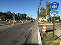 2017-09-09 17 41 42 View north along U.S. Route 1 Business (Brunswick Pike) just south of Whitehead Road (Mercer County Route 616) in Lawrence Township, Mercer County, New Jersey.jpg