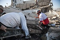 2017 Kermanshah earthquake by Farzad Menati - Sarpol-e Zahab (06).jpg