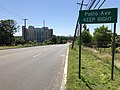 2018-07-19 10 31 31 View north along New Jersey State Route 17 (Rutherford Avenue) between Orient Way and Polito Avenue on the border of Lyndhurst Township and Rutherford in Bergen County, New Jersey.jpg