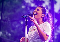 2018.06.10 Alessia Cara at the Capital Pride Concert with a Sony A7III, Washington, DC USA 03645 (28861751308).jpg