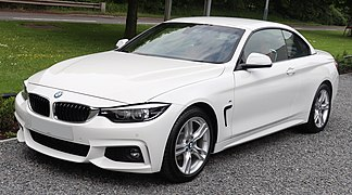 2018 BMW 420i M Sport Automatic 2.0 Front