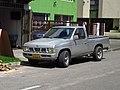 2018 Bogotá camioneta Nissan en la transversal 24 A diagonal 59.jpg