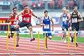 2018 DM Leichtathletik - 400-Meter-Huerden Maenner - Luke Campbell - by 2eight - DSC9459.jpg