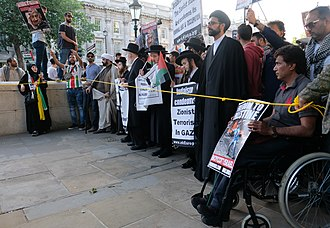 Quds Day - Image: 2018 London Quds day rally 2