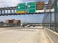 2019-05-29 11 00 57 View south along Interstate 95 and west along the inner loop of the Capital Beltway (Interstate 495) at Exit 177C-B (Mount Vernon, U.S. Route 1 North, Alexandria) in Alexandria, Virginia.jpg