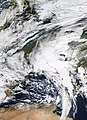 2019-11-09 Western Mediterrenean Sea and Western and Central Europe.jpg