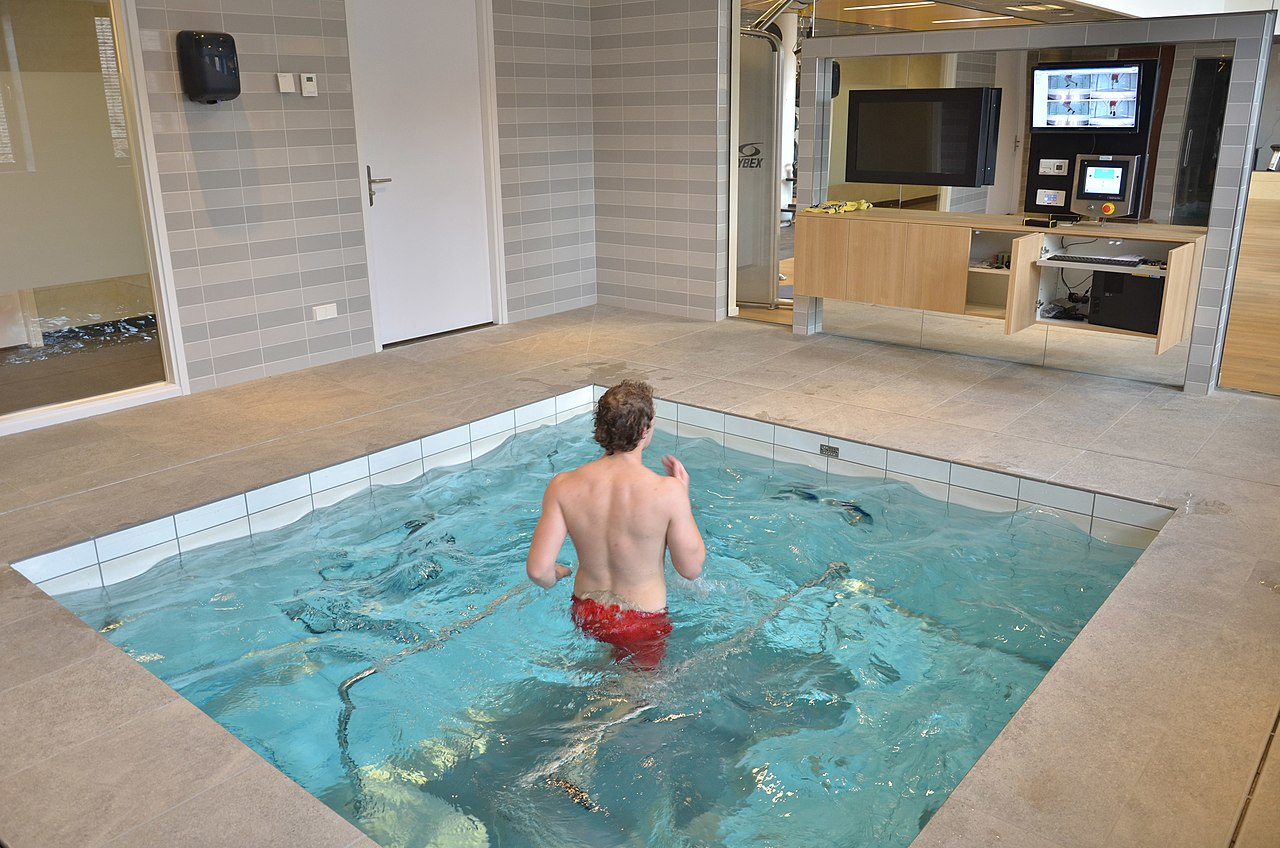 Image result for underwater treadmill