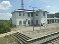 201906 Station Building and Nameboard of Heshi.jpg